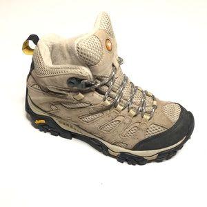 Merrell Womens Sz 6.5 Moab Hiking Shoes